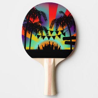 Pingpong bat - Summer style Tafeltennisbatje