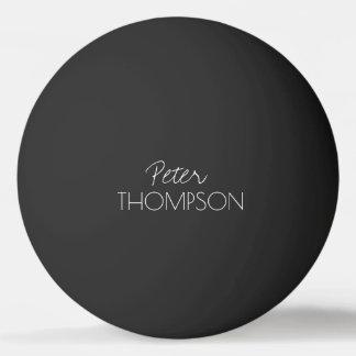pingpong monogram black_ball pingpongbal