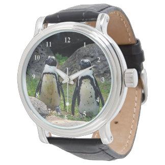 Pinguïn 595 Horloge