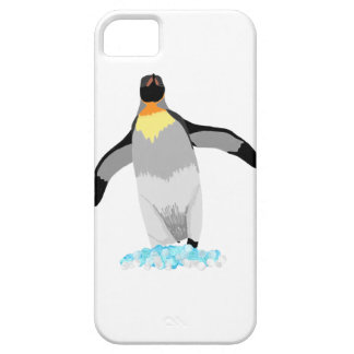 Pinguïn Barely There iPhone 5 Hoesje