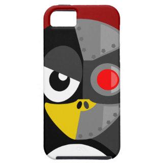 Pinguïn Cyborg Tough iPhone 5 Hoesje
