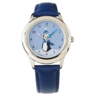 Pinguïn Horloge