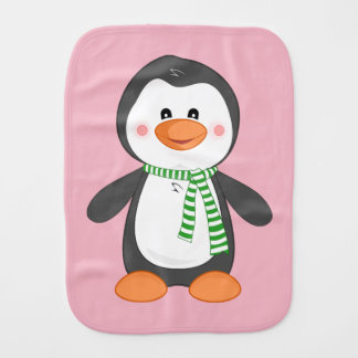 Pinguïn Spuugdoekje
