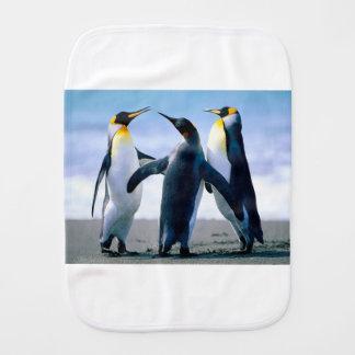 Pinguïnen Baby Spuugdoekje