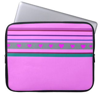 Pink Computer Sleeve