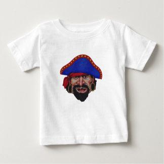 piraat baby t shirts