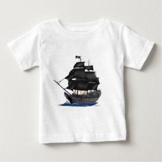 PIRAAT SHIP.PNG BABY T SHIRTS