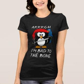 Piraat Slecht aan de T-shirt van het Been