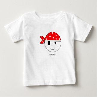 Piraat Yo -yo-ho! Baby T Shirts
