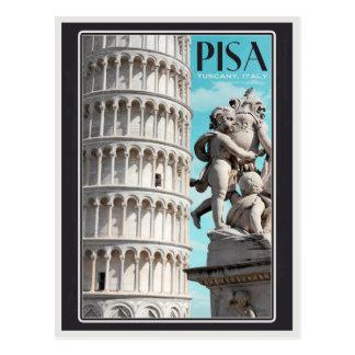 Pisa - de Leunende Toren Briefkaart