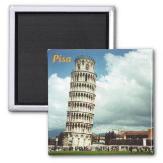 Pisa koelkastmagneet vierkante magneet