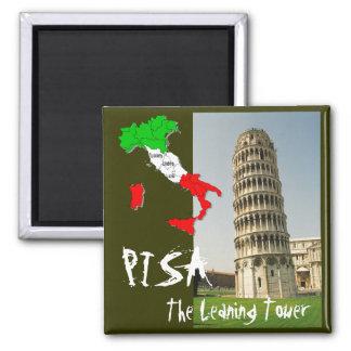 Pisa Vierkante Magneet