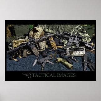 Pistolen en Toestel Poster