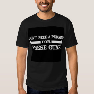 Pistolen T Shirts
