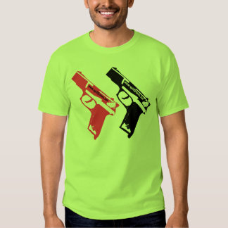 pistool pistool tshirt
