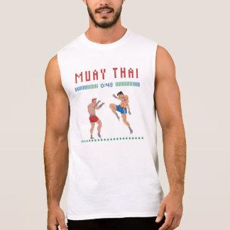 Pixel Muay Thai T Shirt