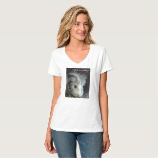 Pixle is een proefkonijnt-shirt t shirt