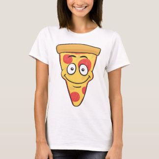 Pizza Emoji T Shirt