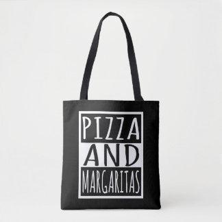 Pizza en Margaritas Draagtas