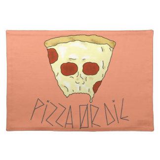 Pizza of Matrijs Placemat