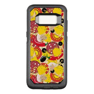 Pizza OtterBox Commuter Samsung Galaxy S8 Hoesje