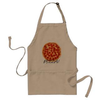 pizza standaard schort