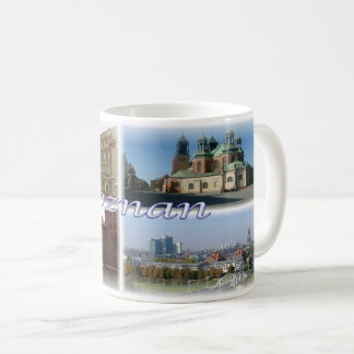 PL Polen - Polska - Poznan - Koffiemok