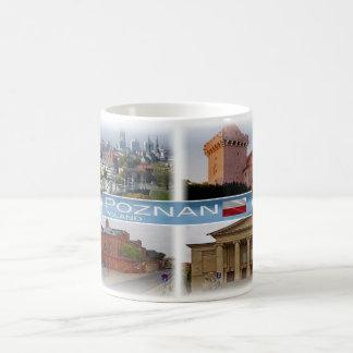 PL Polen Polska - Poznan - Koffiemok