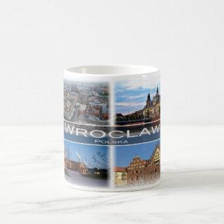 PL Polen Polska - Wroclaw - Koffiemok