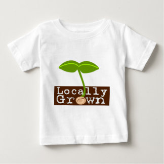 Plaatselijk Gegroeid Baby T Shirts