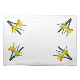 Placemat - Gele narcis