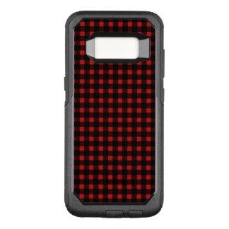 Plaid van de Buffels van de Winter van de OtterBox Commuter Samsung Galaxy S8 Hoesje