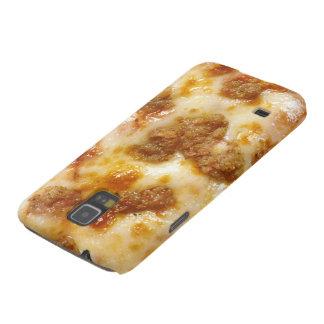 Plak van Pizza Galaxy S5 Hoesje