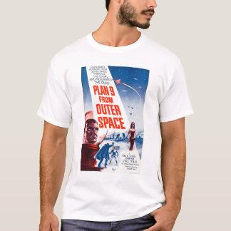 Plan 9 van Kosmische ruimte T Shirt
