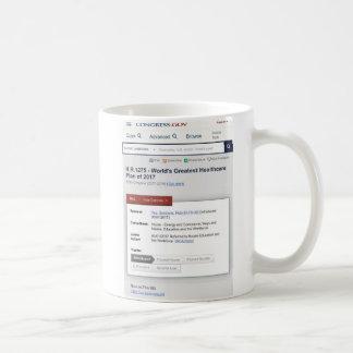 Plan van de Gezondheidszorg van de wereld het Koffiemok