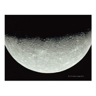 Planeet Mercury Briefkaart