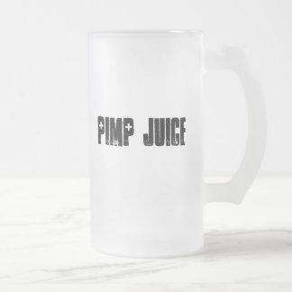 Planeet X het Logo van het Design, PIMP SAP Matglas Bierpul