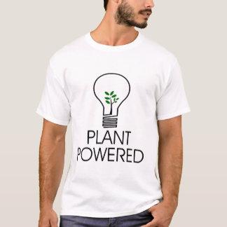 PLANT DOOR VEGANIST WORDT AANGEDREVEN DIE T SHIRT