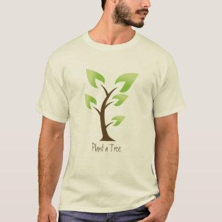 Plant een Boom T Shirt