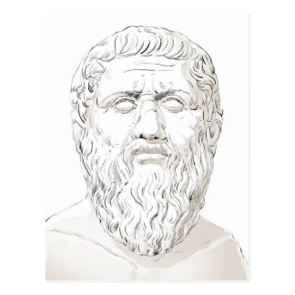 Plato Briefkaart