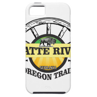 platte rivier ot teller tough iPhone 5 hoesje