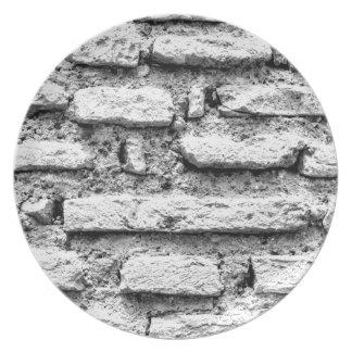 Plattelander brickwall bord
