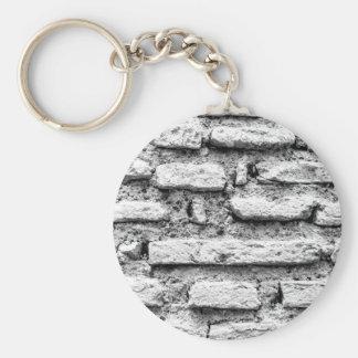 Plattelander brickwall sleutelhanger