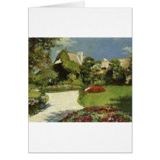 Plattelandshuisje in Trouville Briefkaarten 0