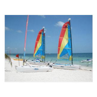 Playas mujeres-Cancun Mexico Briefkaart