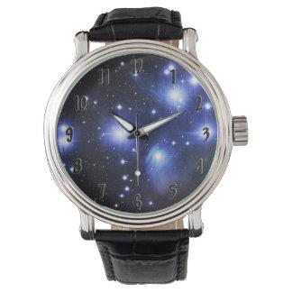 Pleiades Horloge
