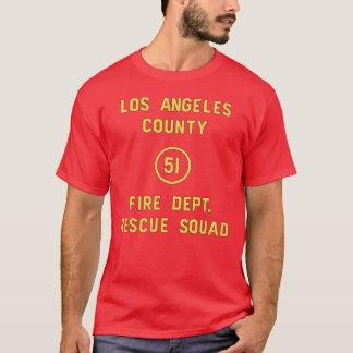 Ploeg 51 Deur van Noodsituatie! T Shirt