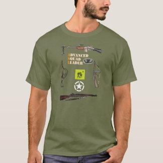 Ploeg ASL In de lucht met de Grens en Roundel van T Shirt