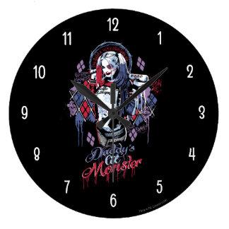 Ploeg | Harley Quinn Geïnkte Graffiti van de Grote Klok