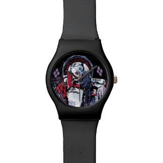 Ploeg | Harley Quinn Geïnkte Graffiti van de Horloges